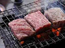 米沢牛網焼き