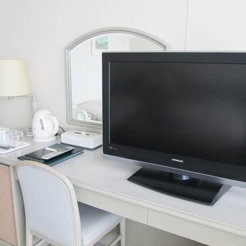 【お部屋アメニティ♪】:おっきなテレビ