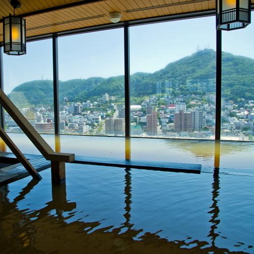 内風呂(眺望)◆