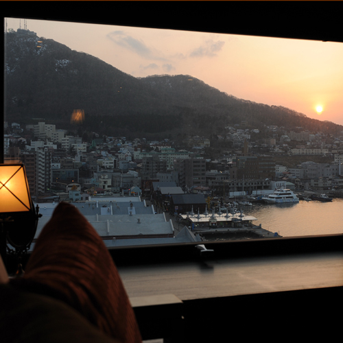 部屋からの眺望◆