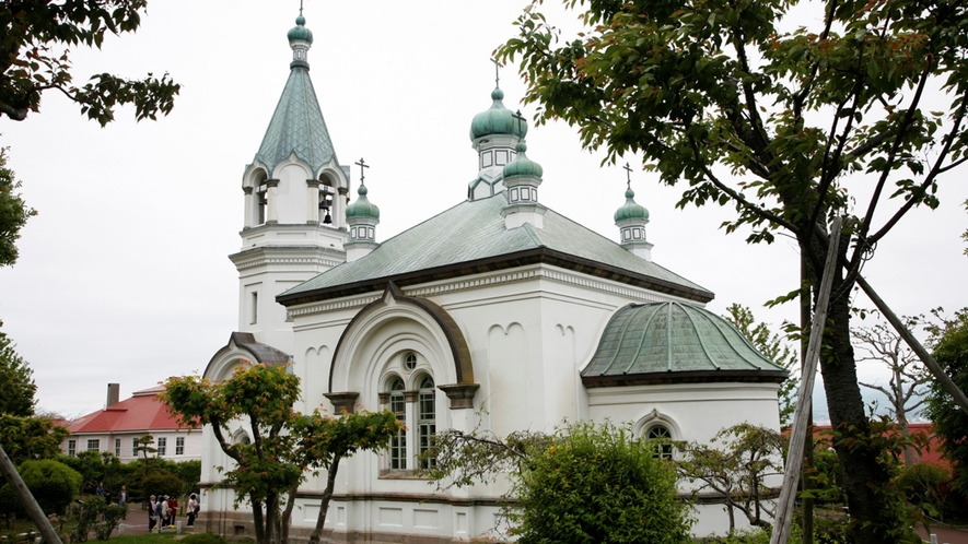 ■ハリストス正教会■