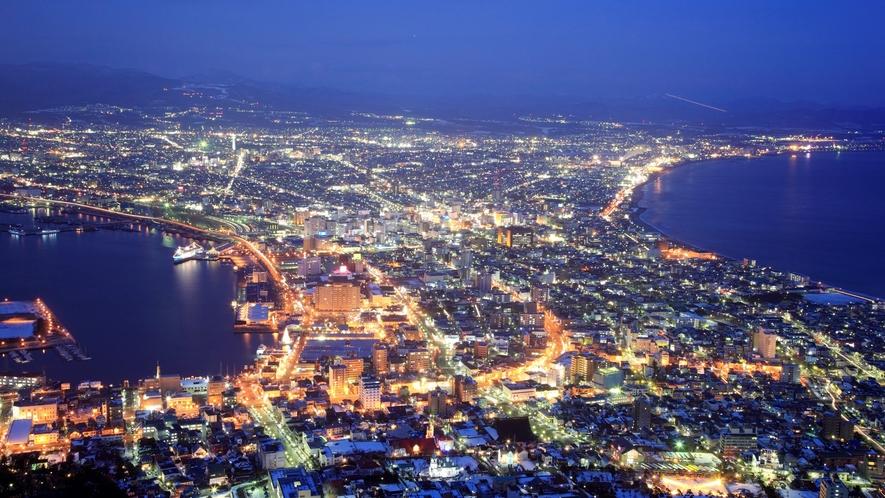 ■函館山からの夜景■