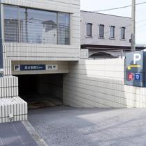 地下第一駐車場