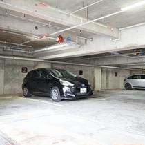 地下第一駐車場②
