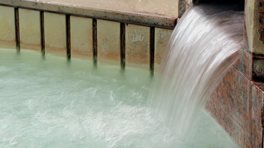 硫黄泉(大浴場)