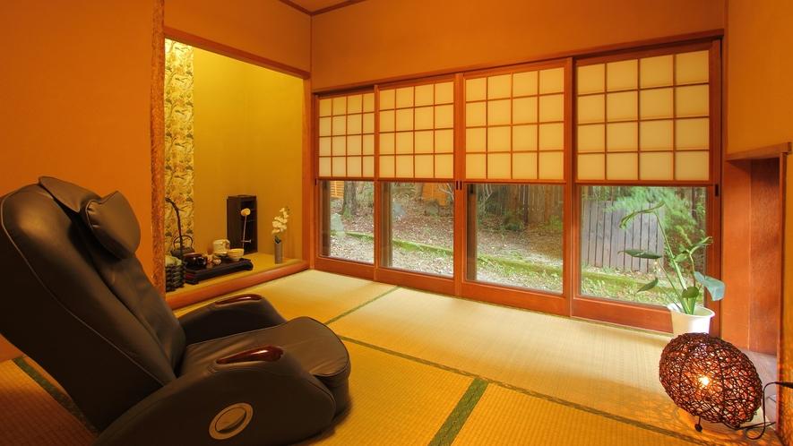 1階特別室一例