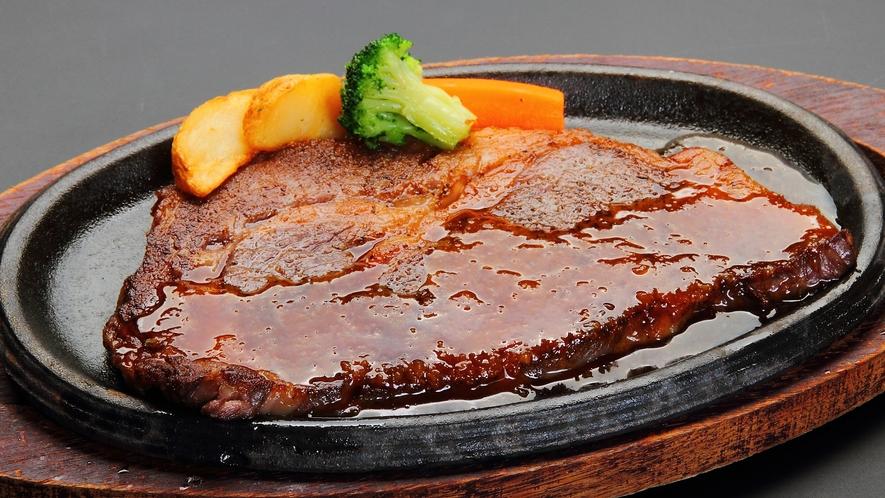 【別注】栃木和牛の鉄板ステーキ
