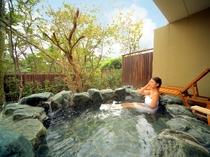 【105昴】岩の庭園露天風呂