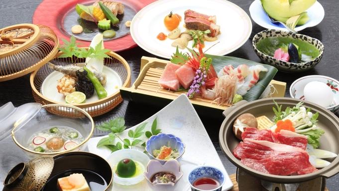 """【お肉好きな方へ】ご夕食のメインは人気の""""牛すき焼き""""をご用意♪◆"""