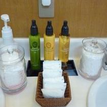 ◆大浴場 女性用アメニティ(イメージ)