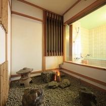 ■【温泉内風呂&マッサージ機付】特別室 ※一例/和みのひと時をお過ごしください。