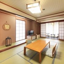 ■【落ち着いた雰囲気】和風客室(禁煙) ※一例/女性に人気のお部屋です。