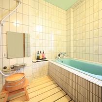 ■【温泉内風呂&マッサージ機付】特別室 ※一例/温泉給湯の内風呂