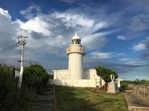 【周辺の見どころ】城ヶ島灯台 当館より徒歩21分