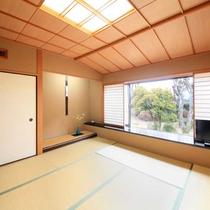 【「雅」の間】和の情緒をふんだんに楽しめる数寄屋造りのお部屋となっております。