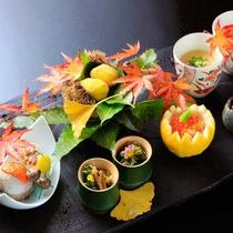 【前菜】神無月(十月)の一例