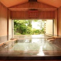 貸切風呂(大風呂)