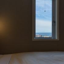 天気がいい日には、こんな景色もお部屋から見れます