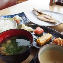*■小田原の特産品を使用した和食セットをご提供しています。