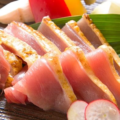 """■【薩摩三大肉会席<竹>】★「黒毛和牛・さつま地鶏・六白黒豚」""""三種三様の味""""を楽しむ♪"""