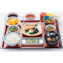和洋選べるご朝食一例【和食】