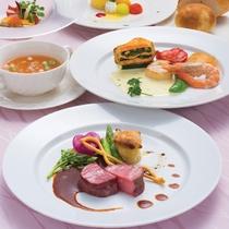 婚礼用フランス料理
