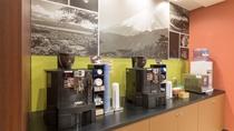 ウェルカムコーヒーサービス(3階朝食ラウンジ):15時~24時にご利用いただけます!