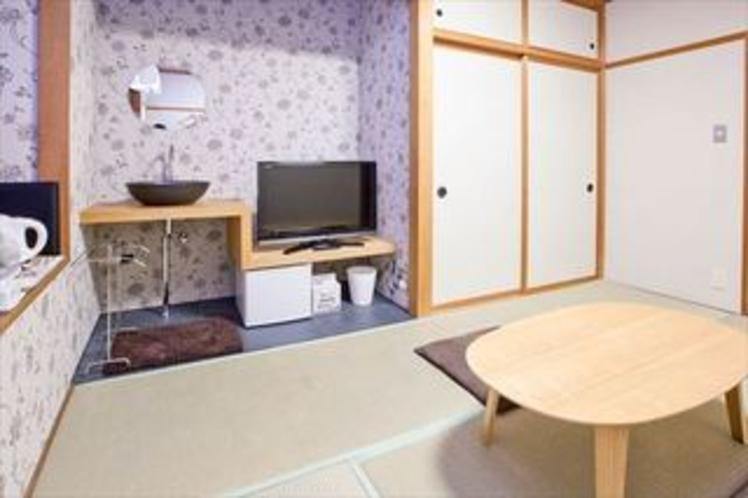 6畳 眺めのない和室