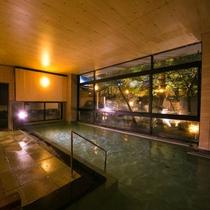 ◆大浴場◆保湿・美肌効果抜群の弱アルカリ性源泉100%のお湯
