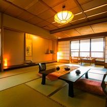 ◆特別室・17.5畳◆‐建築美粋・数寄屋造り客室‐大切な方とのかけがえのないひと時を