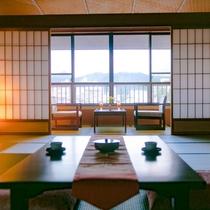 ◆17.5帖和室◆-日本建築の美を感じる数寄屋造りの和室-
