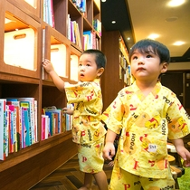 ◆絵本フロア◆選び放題の絵本はなんと『1000冊以上!』お部屋へのお持ち込みもOKです!