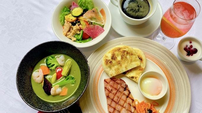 【直前割引でお得にSTAY】6月限定☆プリフィクススタイル朝食で素敵な朝を♪《1泊朝食付き》