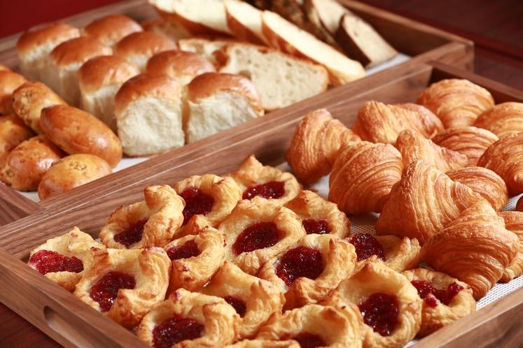 ★朝食イメージ(焼きたてパン)