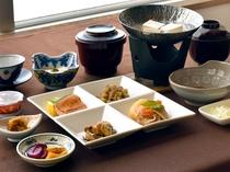 【ご朝食一例】心のこもった和朝食