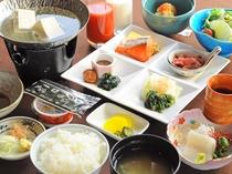 【ご朝食一例】心のこもった和朝食(コーヒー付)