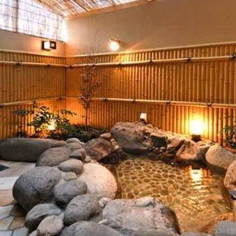 【部屋風呂】露天風呂or展望風呂付き客室