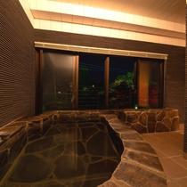 部屋付展望風呂