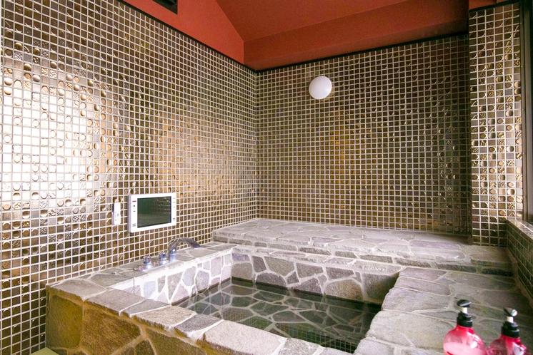 金閣の温泉