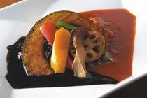 夕食一例20080715