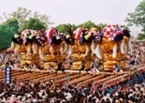 新居浜祭り(太鼓)