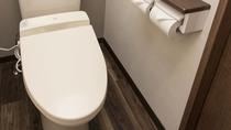 ■客室トイレ 温水洗浄便座付