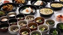 ■朝食 味めぐり小鉢横 (イメージ)