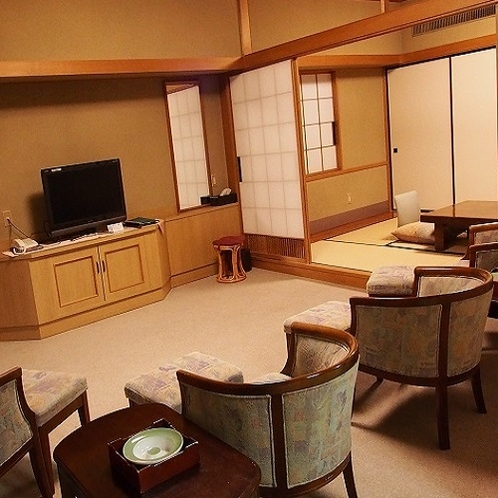 ◆特別室 リビング