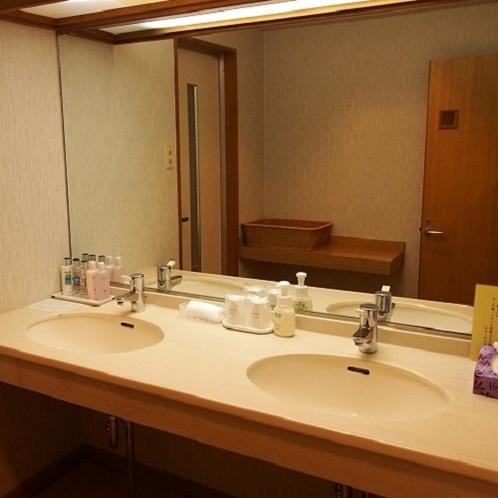 ◆特別室 洗面所・お風呂