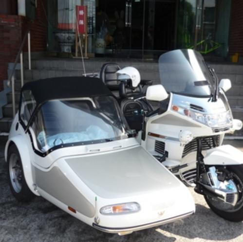 ■ツーリング応援!オーナーもバイク好き♪駐車場目の前で広々