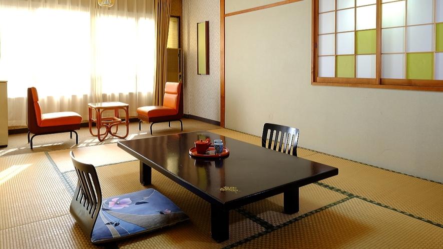 【南側・和室10畳】日当たり良好お値段重視のお部屋~禁煙~