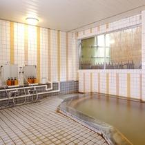 【天然温泉大浴場】伊香保温泉しろがねの湯★さらりとお肌に優しい無色透明の温泉です(メタケイ酸含有泉)