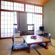 【北側・和室7.5畳】少し狭いのでその分お得なお部屋~禁煙~