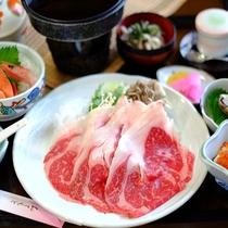ボリューム★【夕食メインのお肉が2倍】上質の大きなお肉が3枚→6枚!(倍)にてお出し致します!